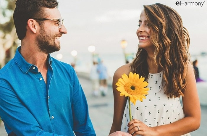 eHarmony: relacionamento sério com estrangeiros
