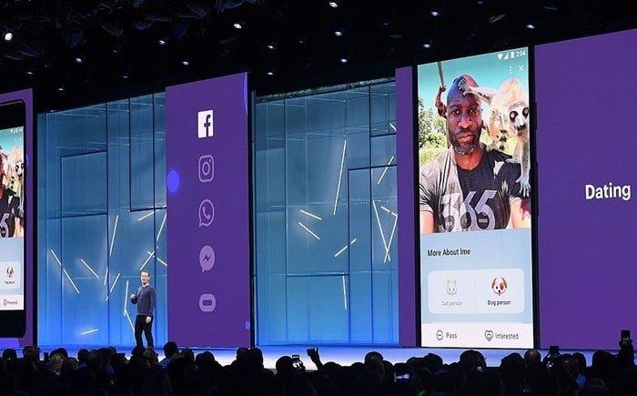 novo recurso do facebook para relacionamento