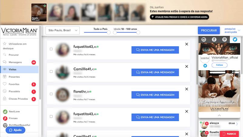 lista de infieis online